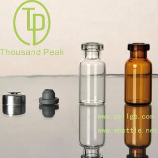 TP-4-11 1ml 低硼硅,中硼硅,进口料 西林瓶 注射剂瓶