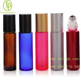 TP-3-28 10ml 厚壁 滚珠瓶 可以装香水 精油瓶等
