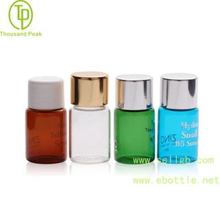 TP-2-140 0.5ml 1ml 2ml 3ml 化妆品小瓶配高质量电化铝盖
