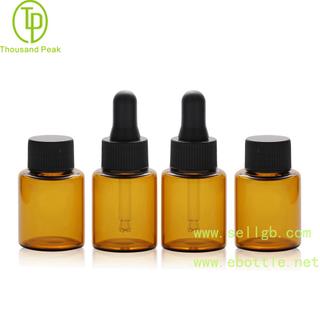 TP-2-130 5ml 棕色透明滴管试剂瓶 可同时配塑料和滴管